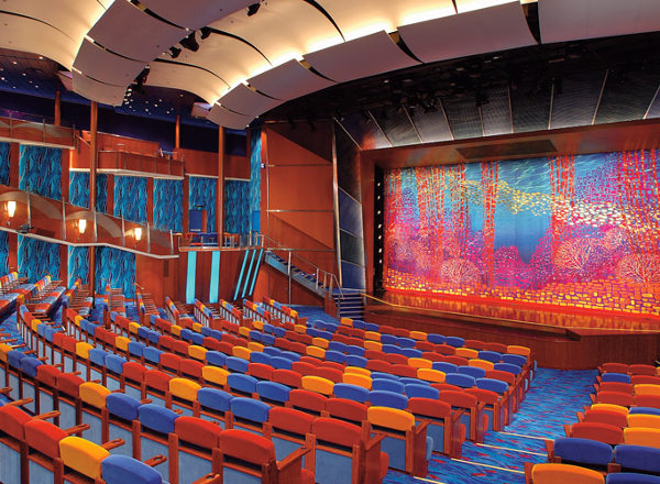 Coral Theatre on Jewel of the Seas