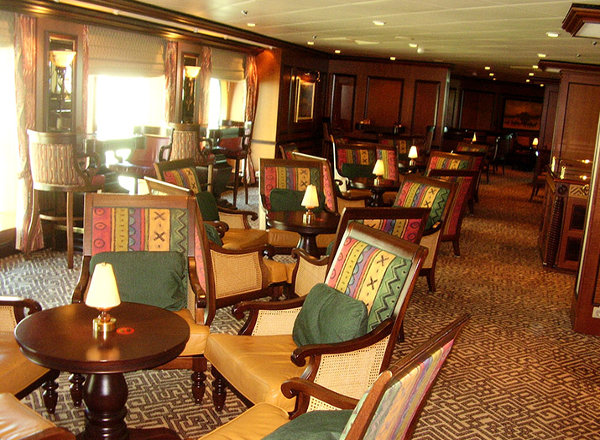 The Congo Bar on Jewel of the Seas