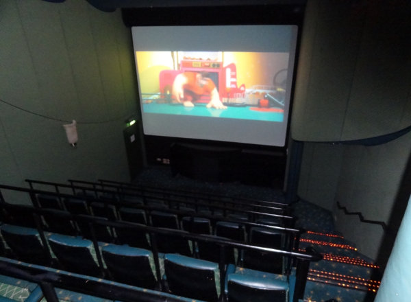 Cinema on Jewel of the Seas