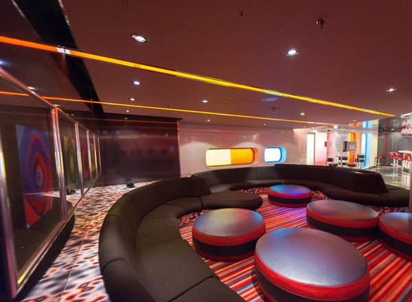 Fuel Teen Disco on Jewel of the Seas