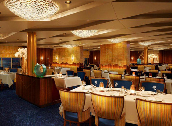 Pinnacle Grill on Koningsdam