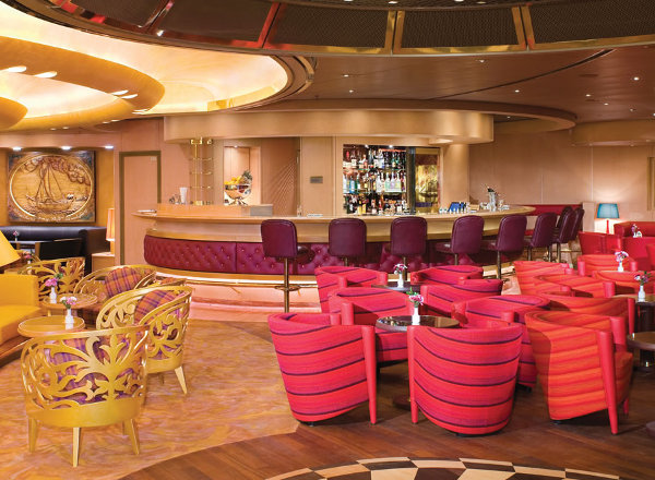 Ocean Bar on Koningsdam