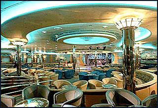 Lounge on Legend of the Seas