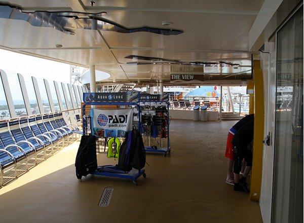 SeaTrek on Liberty of the Seas