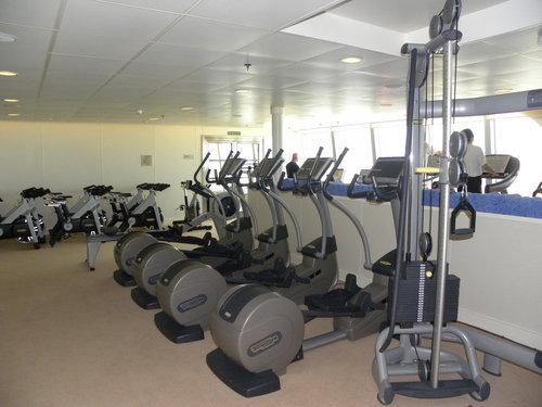 Fitness Center on Marina
