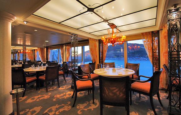 Terrace Cafe on Marina