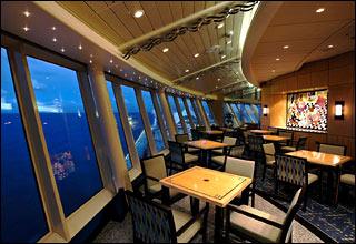 Cloud Nine on Mariner of the Seas