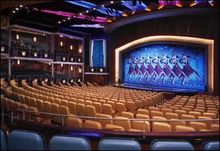 Savoy Theatre on Mariner of the Seas