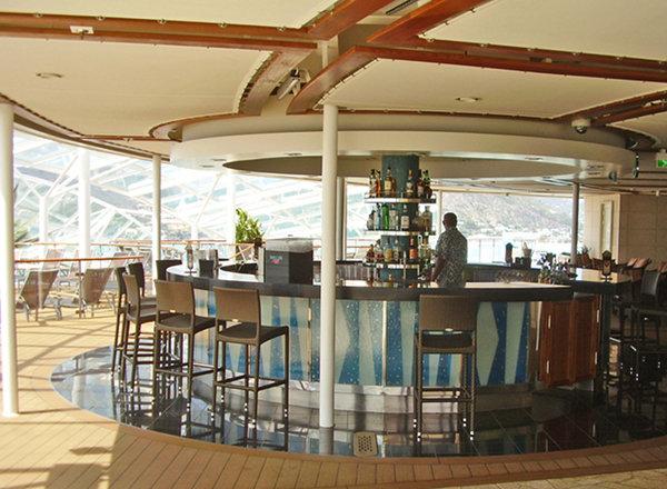 Solarium Bar on Mariner of the Seas