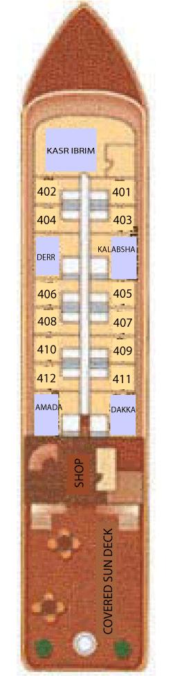 Executive Deck