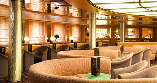 Bar del Duomo on MSC Armonia