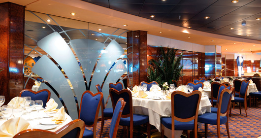Bar delle Fontane on MSC Fantasia
