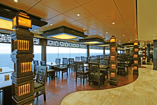 L''Africana Cafeteria on MSC Fantasia