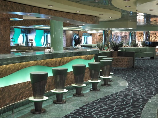Le Vele Bar on MSC Fantasia