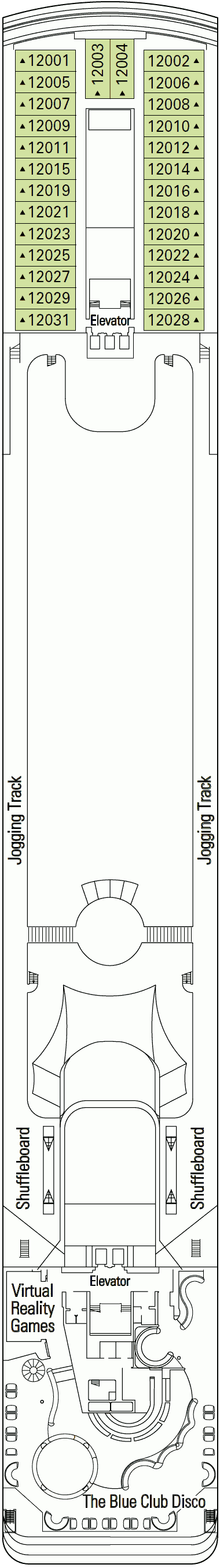 ROSSINI DECK
