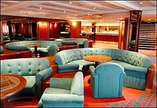 Lord Nelson Pub on MSC Lirica