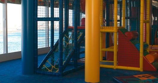 Children Area on MSC Lirica