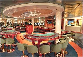 Las Vegas Casino on MSC Lirica