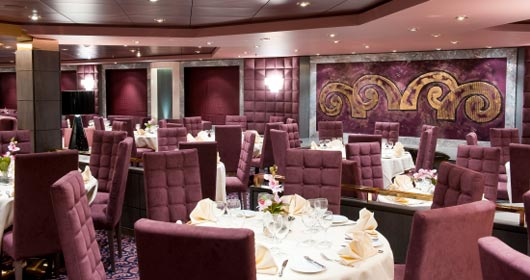 L''Edera Restaurant on MSC Magnifica