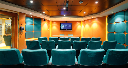 Meeting Room on MSC Magnifica