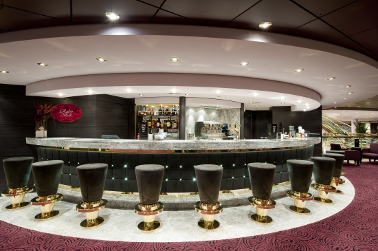 Ruby Bar on MSC Magnifica