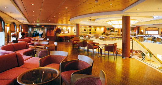 Aroma Coffee Bar on MSC Opera