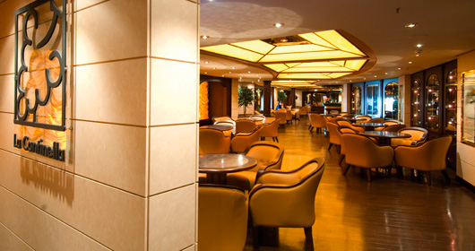 La Cantinella Wine Bar on MSC Orchestra