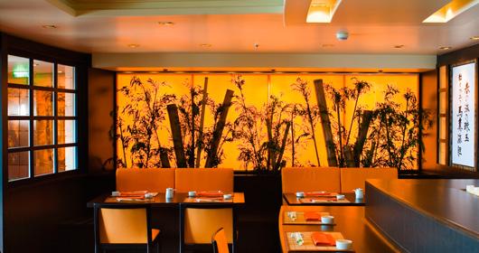 Kaito Sushi Bar on MSC Poesia