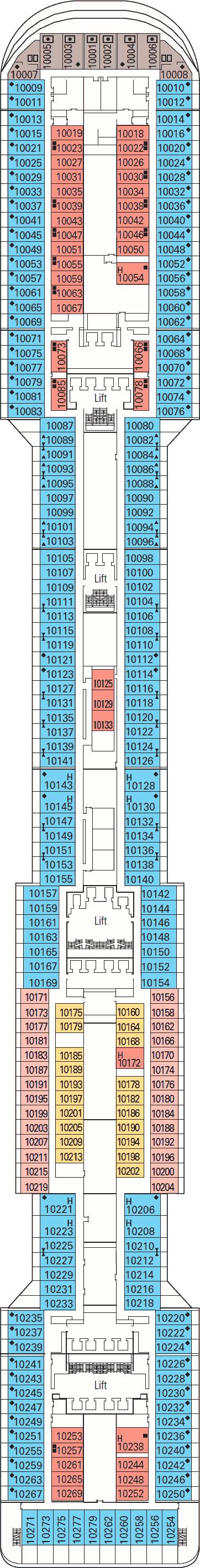 Tormalina Deck