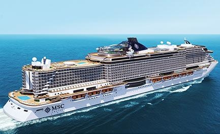 MSC Seaview UK