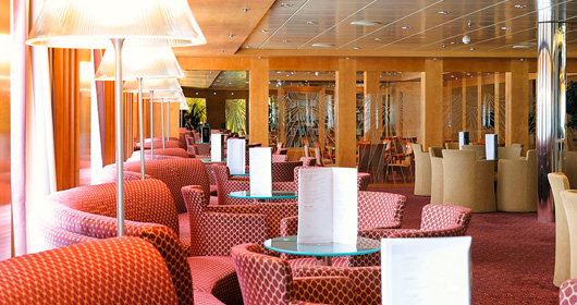 Sinfonia Lounge on MSC Sinfonia