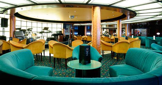 Manhattan Bar on MSC Sinfonia
