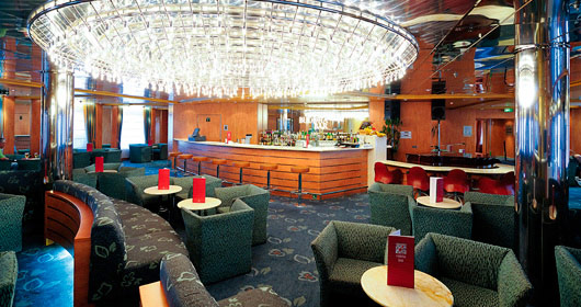 Buddha Bar on MSC Sinfonia