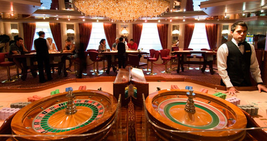 Casino on MSC Splendida