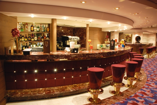 L''Enoteca Wine Bar on MSC Splendida
