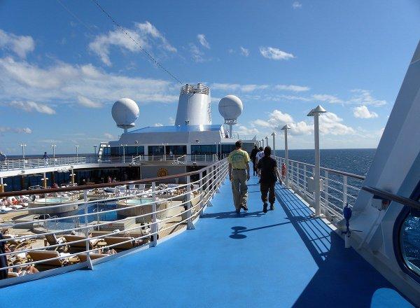 Fitness Track on Nautica