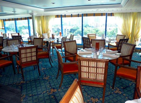 Terrace Cafe on Nautica