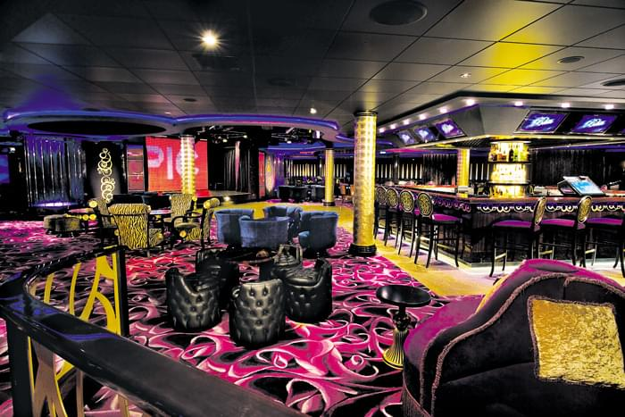 Bliss Ultra Lounge on Norwegian Epic