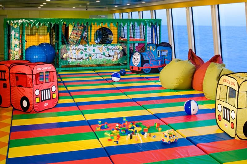 Kids Club on Norwegian Gem