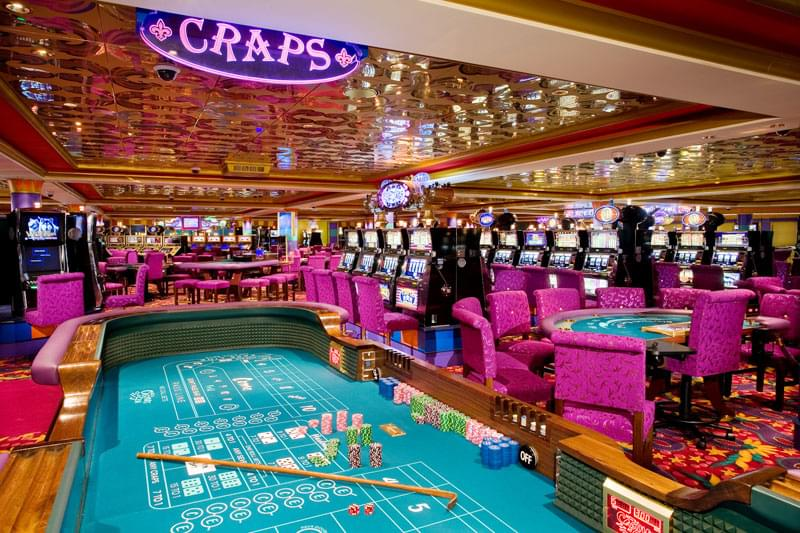 Casino on Norwegian Gem