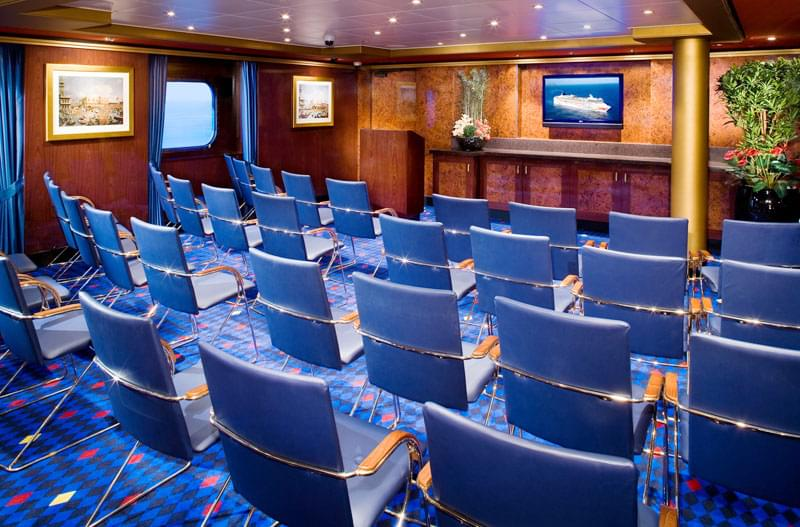 Conference Center on Norwegian Gem