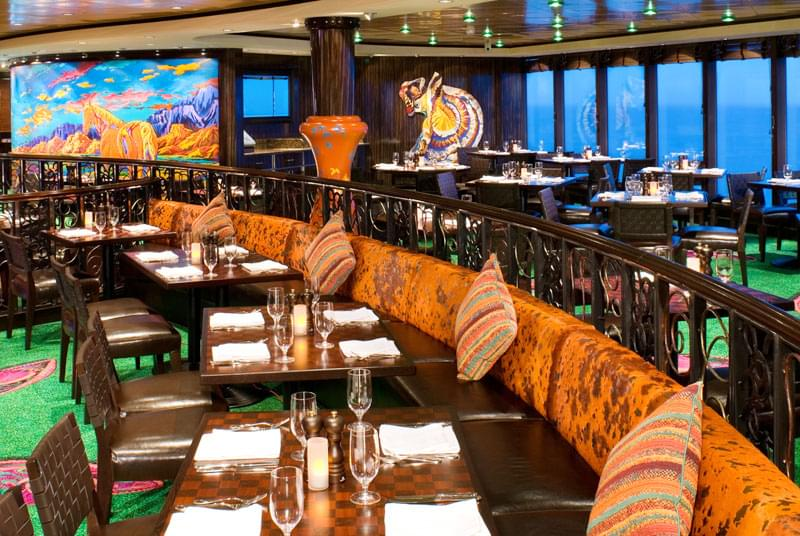 Latin Tapas Restaurant on Norwegian Gem