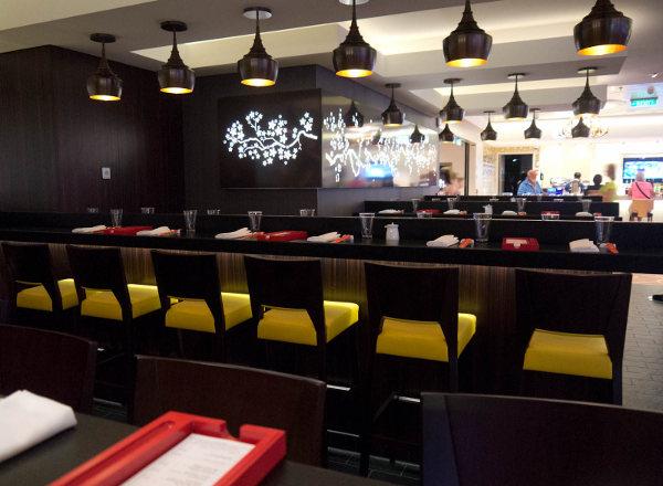 Shanghai''s Noodle Bar on Norwegian Getaway