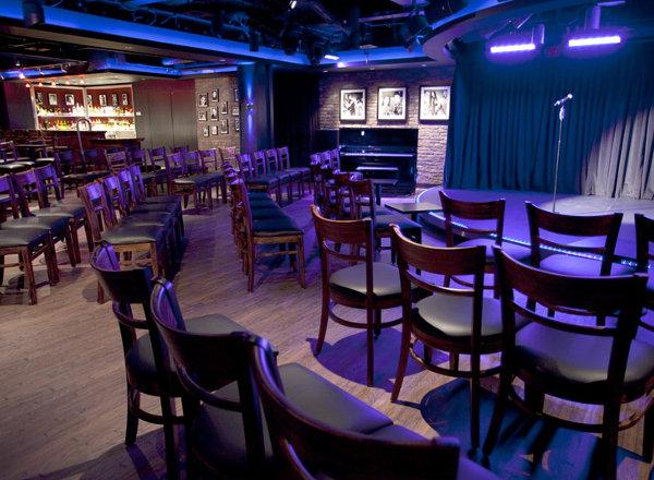 Headliners Comedy Club on Norwegian Getaway
