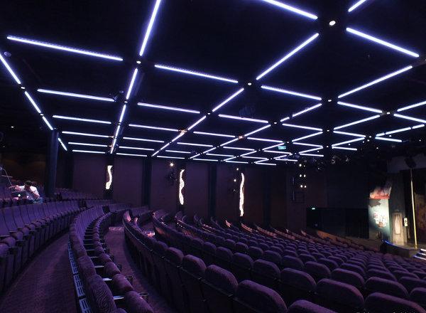 Breakaway Theater on Norwegian Getaway