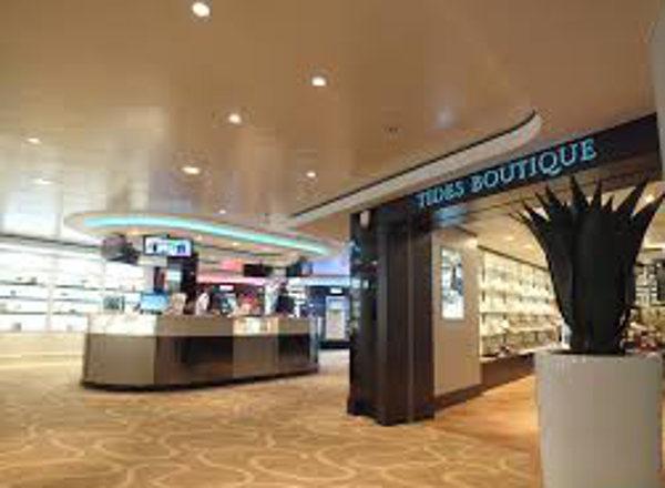Tides Boutique on Norwegian Getaway