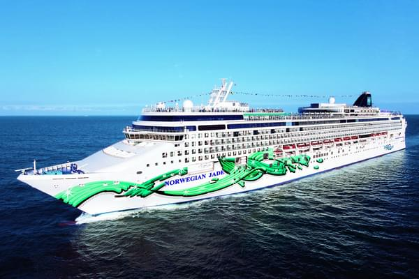 Norwegian Jade,