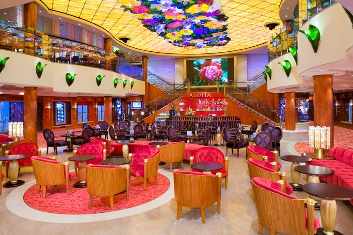 Atrium Bar on Norwegian Jade