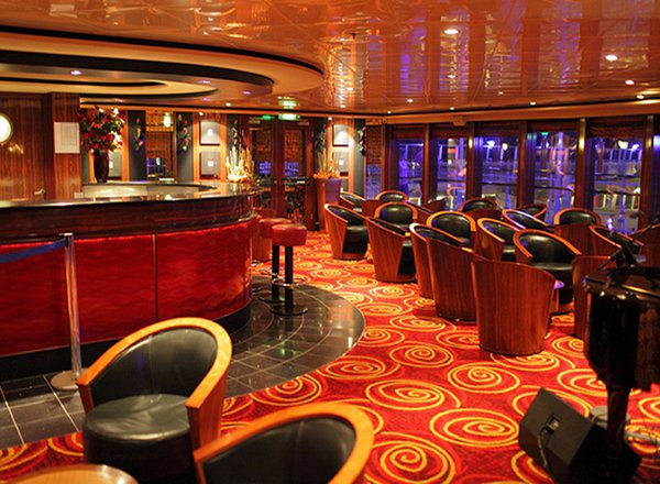 Star Bar on Norwegian Jade