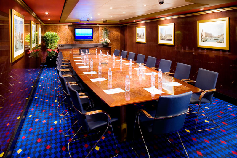 Meeting Room on Norwegian Jade